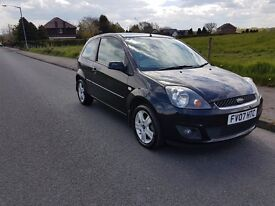 Ford Fiesta 1.25I 16V ZETEC CLIMATE (black) 2007