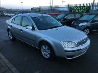 Ford Mondeo 2.0TDCi 130 LX 2006 ONLY 133K & NOVEMBER 17 MOT