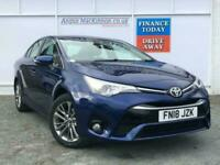 2018 18 TOYOTA AVENSIS 1.6 D-4D BUSINESS EDITION 4D FAMILY SALOON IN FANTASTIC C