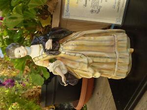 "Royal Doulton Figurine ""Isabella"" Countess of Sefton- HN3010 Kitchener / Waterloo Kitchener Area image 5"