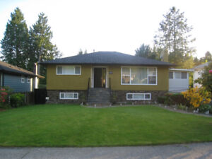 Cozy 2 Bedrooms FULLY FURNISHED near Lake City Way Skytrain