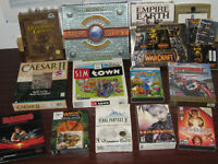 PC Games - Boxed assorted