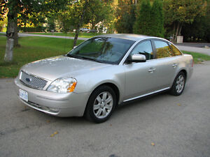 2007 Ford Five Hundred SEL SAFTIED AND E-TESTED! REDUCED!