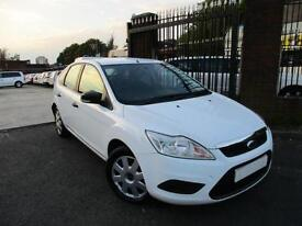Ford Focus 1.6TDCi ( 90ps ) DPF 2009.5MY Style 1 OWNER EX POLICE FSH