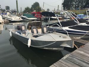 Kellahan Aluminum Boat for sale