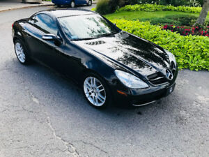 Mercedes SLK 350 2008 convertible, sport package
