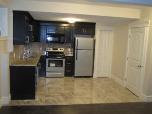 2 Bedroom Legal Basement suite, Available May Ist