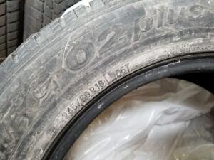 Pneus d'hiver / winter tires 245/60R18