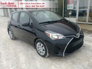 2017 Toyota Yaris LE  New tires