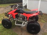 Honda TRX 450r Great condition