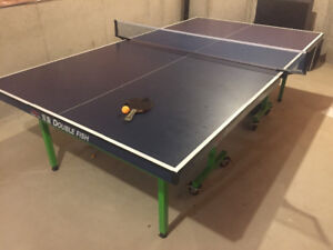 Ping Pong / Table Tennis full size table