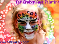 FACE PAINTING AND BALLOON TWISTING ! EARLY WINTER SALE!