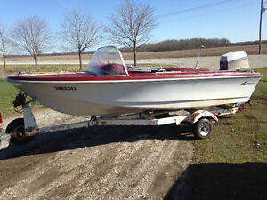 14 foot leavens runabout