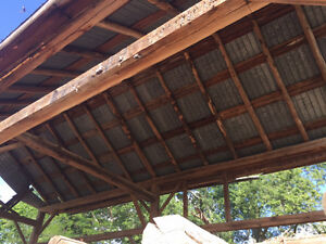 Complete Timber Structure Kitchener / Waterloo Kitchener Area image 5