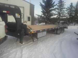 Clearance on 2016 precision 30' tandem dually beavertail