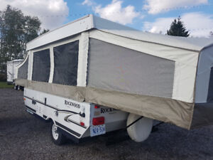 Rockwood Pop up Tent Trailer for rent.