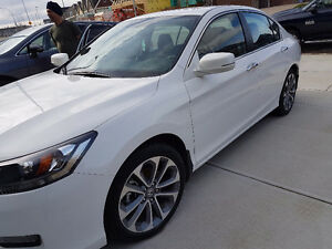 Lease takeover at 0.01% or buyout 2015 Honda Accord Sport Sedan