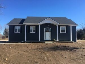 OPEN HOUSE SATURDAY  FEB  25TH - BRAND NEW HOME