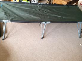 Kampa camp beds x2