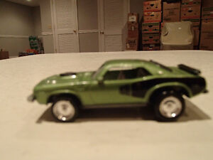 Loose Limelight Green 1971 '71 PLYMOUTH HEMI CUDA 426/425 by JOH Sarnia Sarnia Area image 3