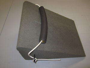 NECK CERVICAL TRACTION WEDGE - RELIEVES NECK & BACK PAIN