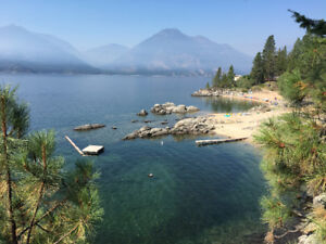 3.27 Acre Family Legacy Property on Beautiful Kootenay Lake!
