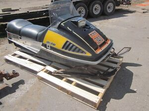 Ski-doo TNT 340 - good overall condition - good body