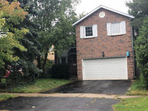 House for lease in Newmarket (Leslie & Davis)