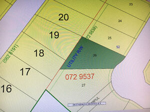 Lot for Sale in subdivision by Championship Golf Course Mundare