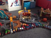 Thomas and friends take and play toys