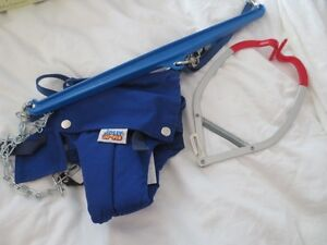 Like NEW Jolly Jump with Door Clamp