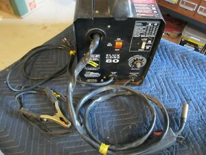 FLUX CORE WIRE FEED WELDER