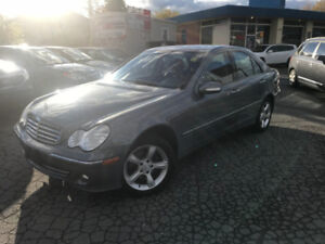 "2007 Mercedes-Benz C-Class C230 Sedan""""Safety Etested"""""