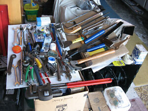 Drill Plus Various Tools For Sale!