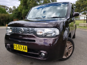 Nissan cube 2013 Pure drive series 2 (long rego) Carlingford The Hills District Preview