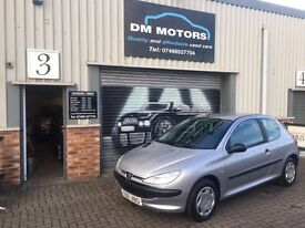 Peugeot 206 Style 1.1 2001 IDEAL 1ST CAR!