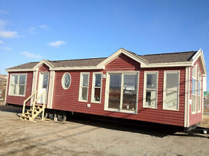 New Mini Homes from 528 to 1166 Sq Ft
