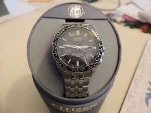 For Sale - Citizen World Perpetual AT Eco-Drive watch
