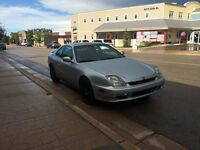 !REDUCED! 2001 Honda Prelude SE MINT LEATHER INTERIOR