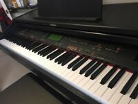 Technics Electric Piano with weighted keys and in great condition