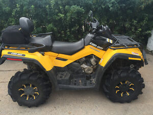 Can-Am Outlander Max XT 800R 2012