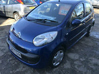 57 REG Citroen C1 1.4HDi Rhythm 5 DOOR