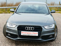 Audi A4 2.0TDI ( 177ps ) 2013MY Black Edition