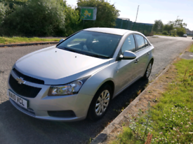 Used Chevrolet Cruze For Sale In Manchester Gumtree