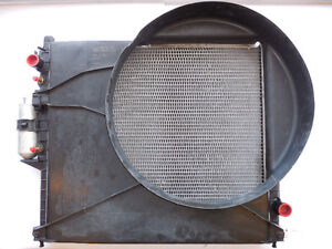 Mercedes ML320 ML500 1998-2005 Engine Radiator 1635002204