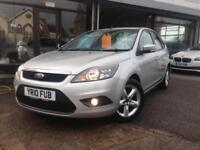 2010 (10) Ford Focus 1.6TDCi 110 Zetec *2 Keys, £30 TAX, 2 Owners, Up To 74 MPG*