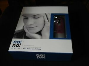 *No No Hair Removal Device (complete kit)