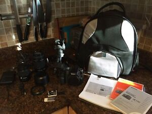 Sony Alpha 100 DSLR camera Kingston Kingston Area image 10