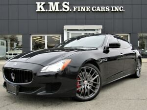 2014 Maserati Quattroporte GTS | 523HP|CARBON FIBER| FULL OPTION