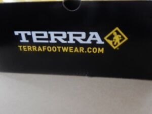 Terra, Brand NEW, SAFEY SHOES